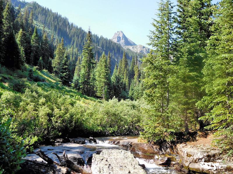 Telluride Bridal Veil Trail