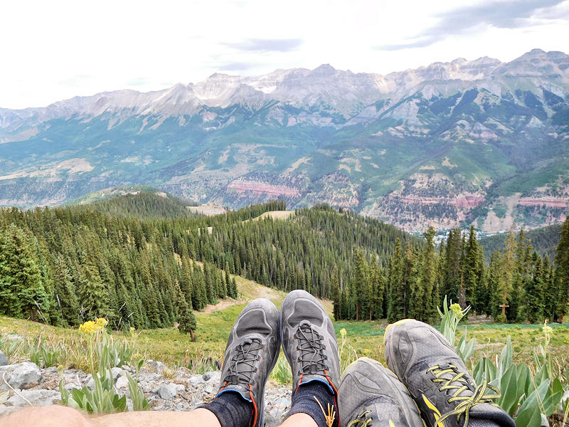 See Forever Trail, Telluride
