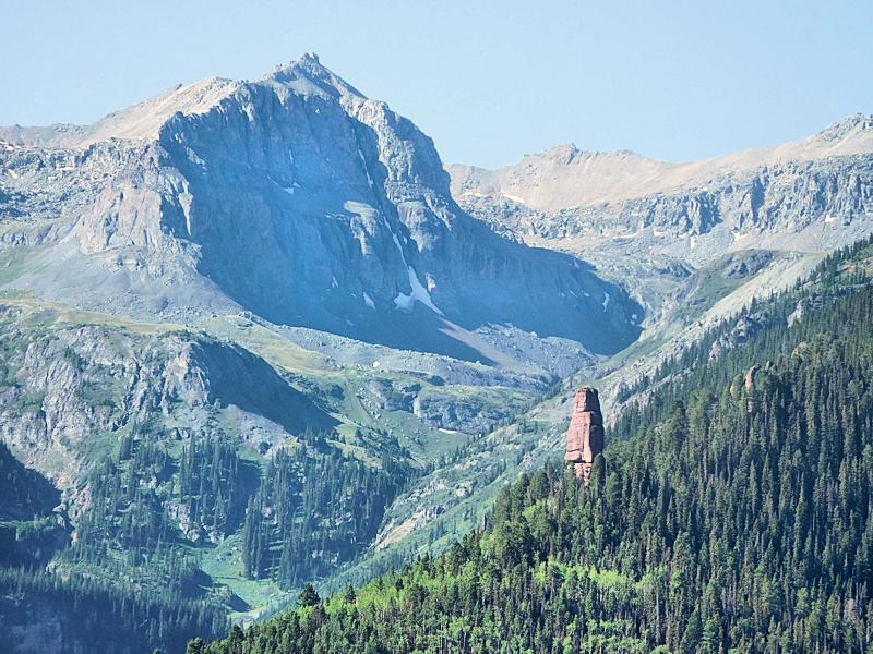 Telluride Hiking