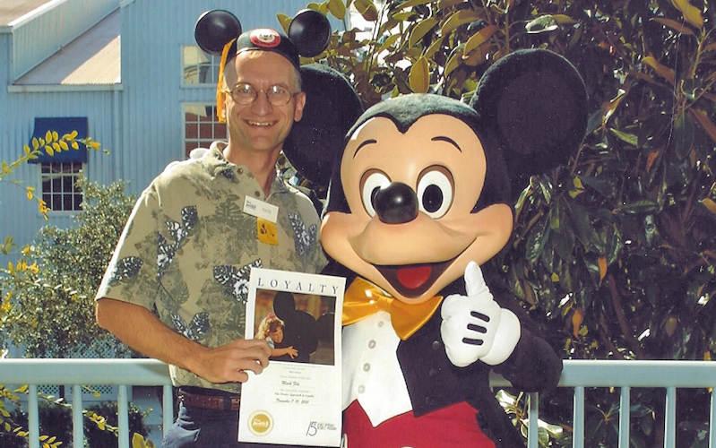 Mark File, Disney Institute