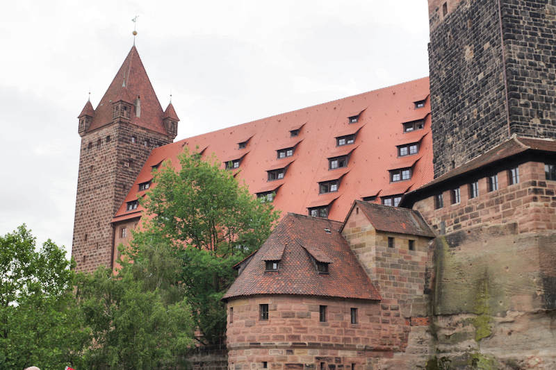 Nuremberg, Germany Castle