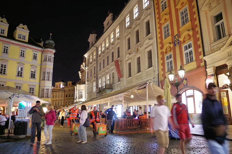 Royal Way, Prague