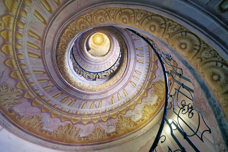 Melk Abbey Staircase