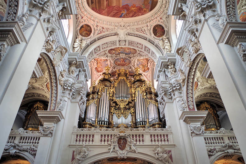 Passau, Germany Cathedral