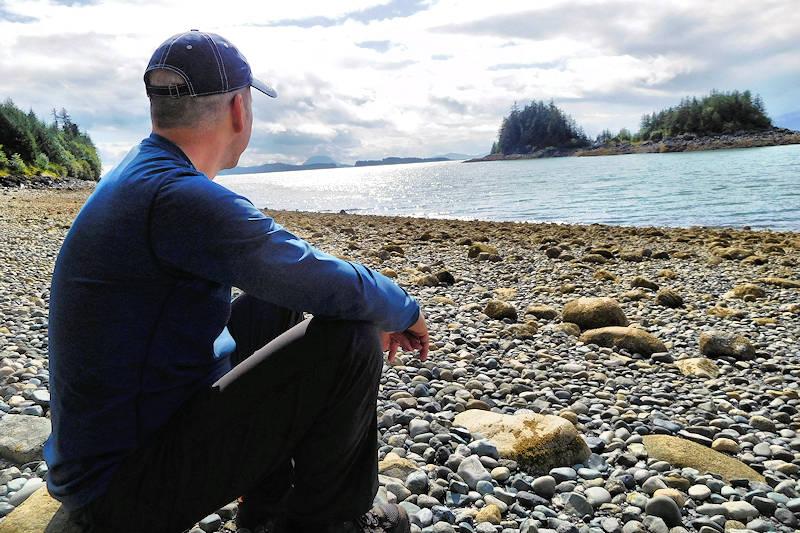 Eagle Beach, Juneau