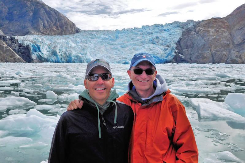 Sawyer Glacier, Tracy Arm Alaska
