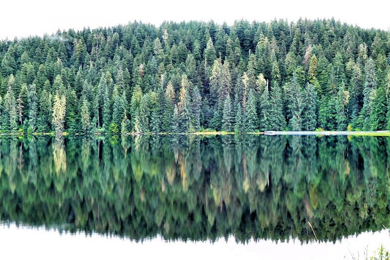 Auke Lake, Juneau Alaska