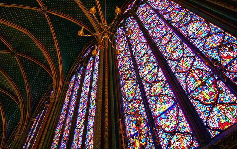 Sainte-Chapelle Chapel