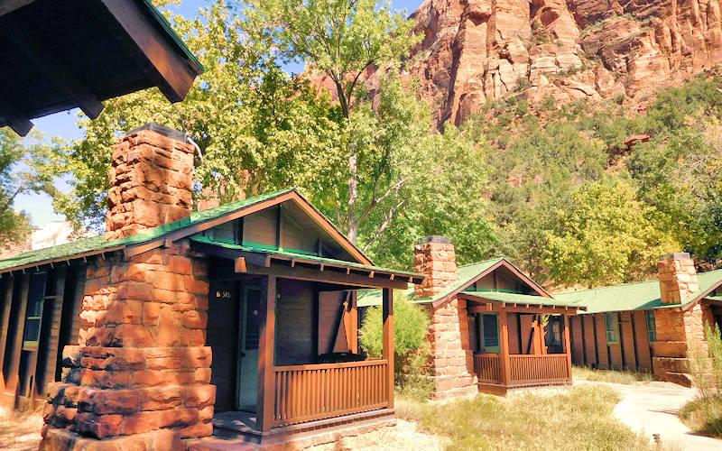 Zion National Park Cabin