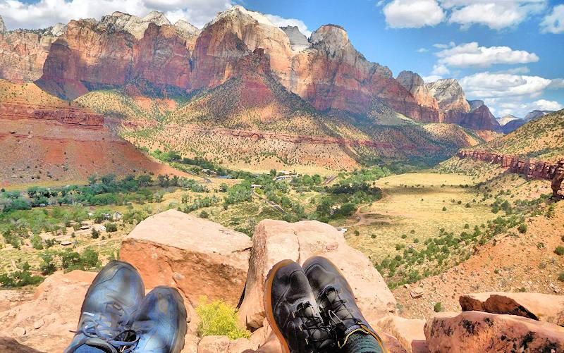 Watchman Overlook, Zion National Park
