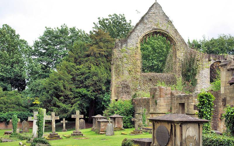Southwell Minster Cemetery