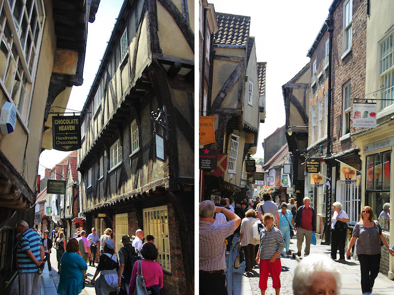 The Shambles, York England
